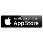 Available on the Apple store